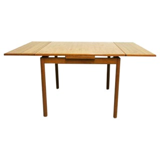 Mid-Century Modern Dining Table in Teak