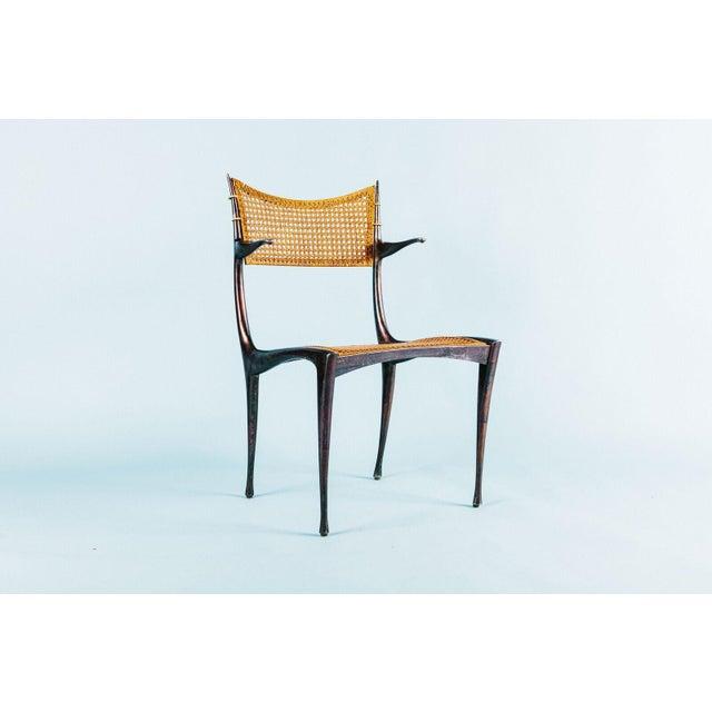 "Dan Johnson ""Gazelle"" Chairs - Set of 6 - Image 5 of 6"