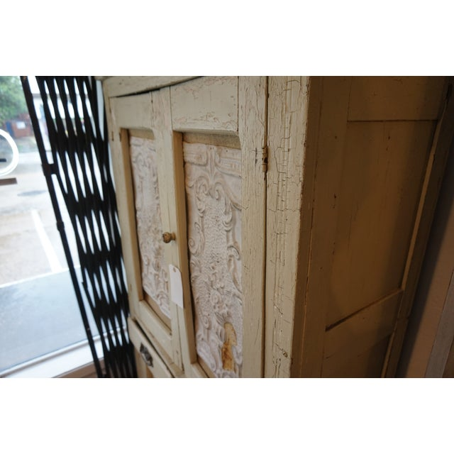 Shabby Chic Armoire - Image 4 of 4