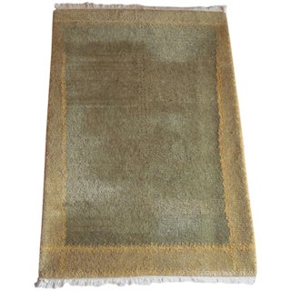 Early Odegard Tibetan Rug - 4′1″ × 5′10″