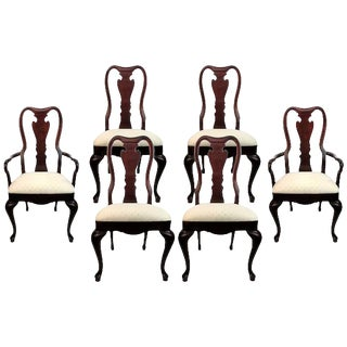 Thomasville Hardwood Dining Chairs - Set of 6