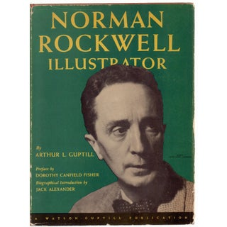 Norman Rockwell: Illustrator, First Edition