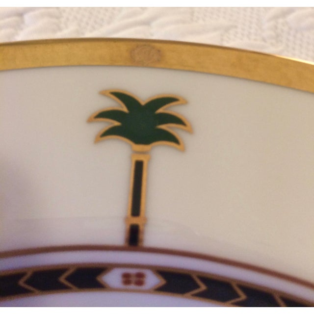 "Christian Dior Hollywood Glamour ""Casablanca"" Fine China Bowls - Set of 6 - Image 7 of 10"