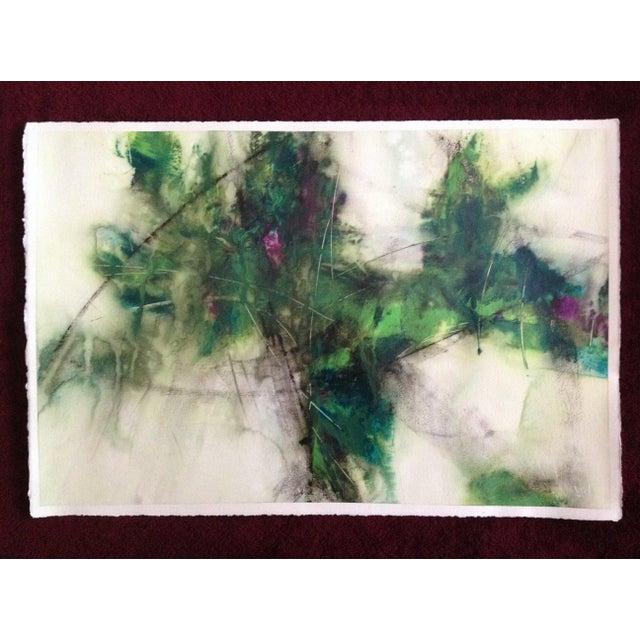 """Geodetic"" Original Painting - Image 2 of 3"