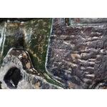 Image of Monumental Mounted Polychrome Stoneware Panels by Mario Ferreira Da Silva