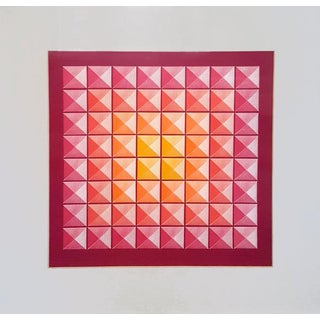1980 Anne Youkeles Sunrise-Sunset Print