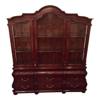 Henredon Hutch Cabinet