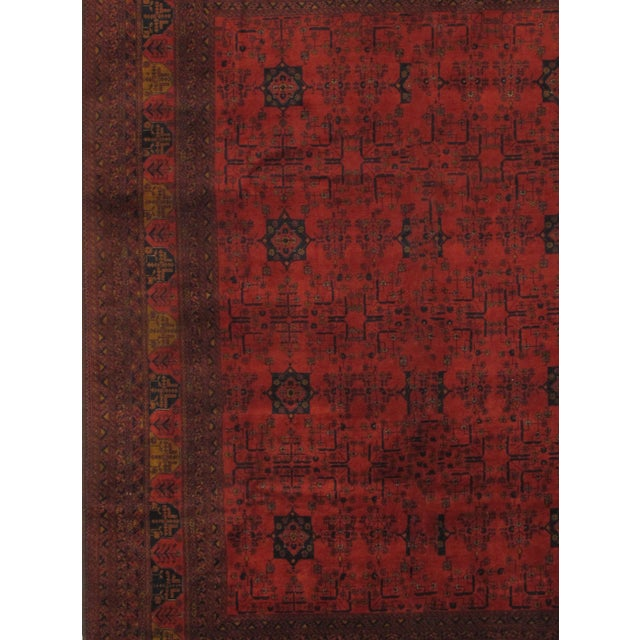 Bashir Rug - 8′8″ × 10′11″ - Image 2 of 2
