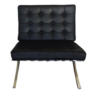 Authentic Knoll Barcelona Chair