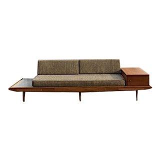 Adrian Pearsall Style Platform Sofa