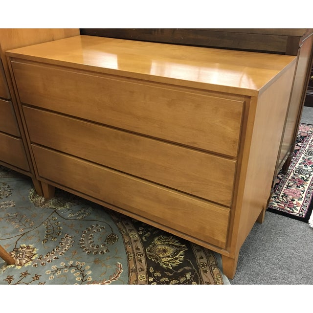 Mid-Century Russel Wright Chest of Drawers - Image 8 of 8
