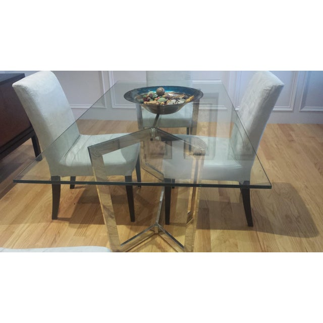 Mitchel Gold Bob Williams Townsend Dining Table - Image 3 of 5