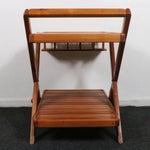 Image of Danish Teak Wood Cart