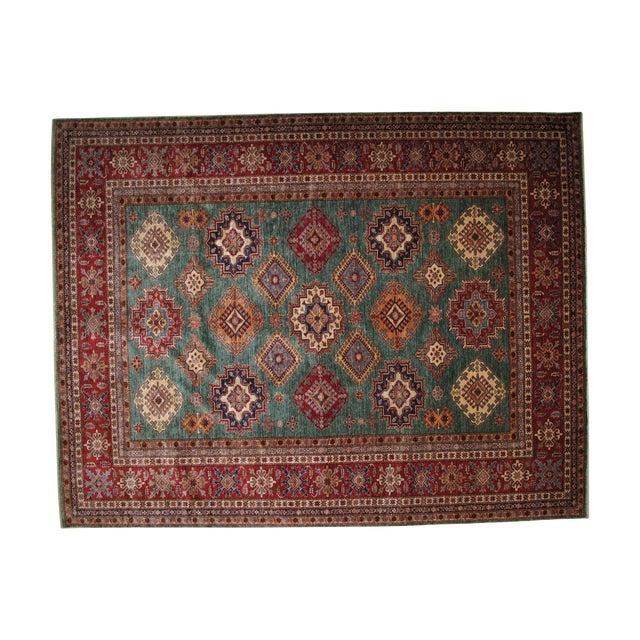 """Leon Banilivi Super Kazak Carpet - 11'8"""" X 9' - Image 1 of 4"""