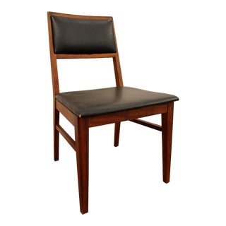 Mid-Century Danish Modern Hibriten Walnut Side/Dining Chair