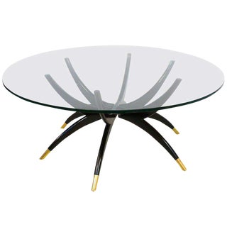 Kagan Style Spider Coffee Table