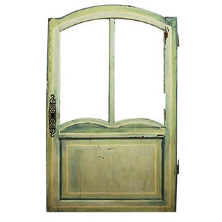 Door - Antique Hand Painted