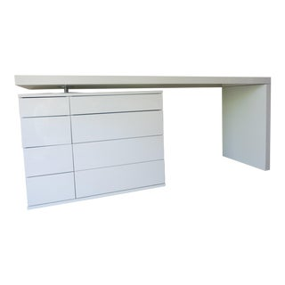 Piero Lissoni Floating Desk & Drawers