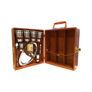 Vintage Original Mid Century Trav-L-Bar Case Set