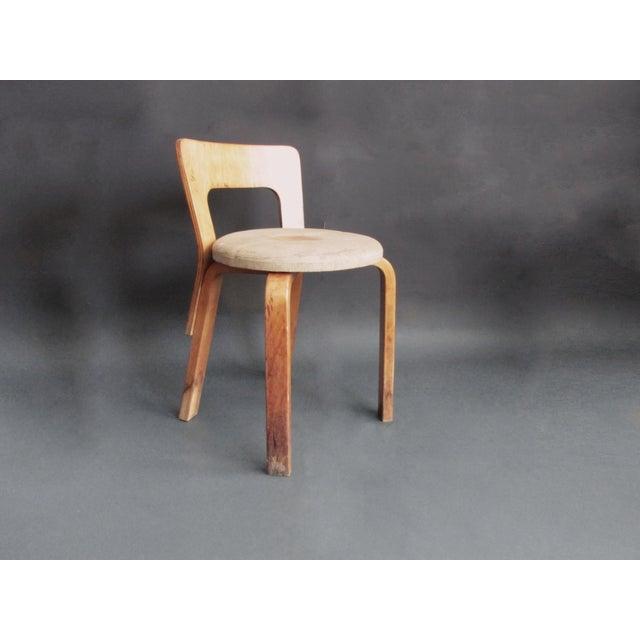 Alvar Aalto L-Leg Low Back Chair - Image 2 of 6