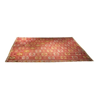 "Bellwether Rugs Antique Turkish Kilim Rug - 10'2"" x 13'7"""