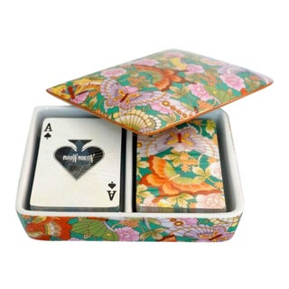 Neiman Marcus Butterfly Card Holder