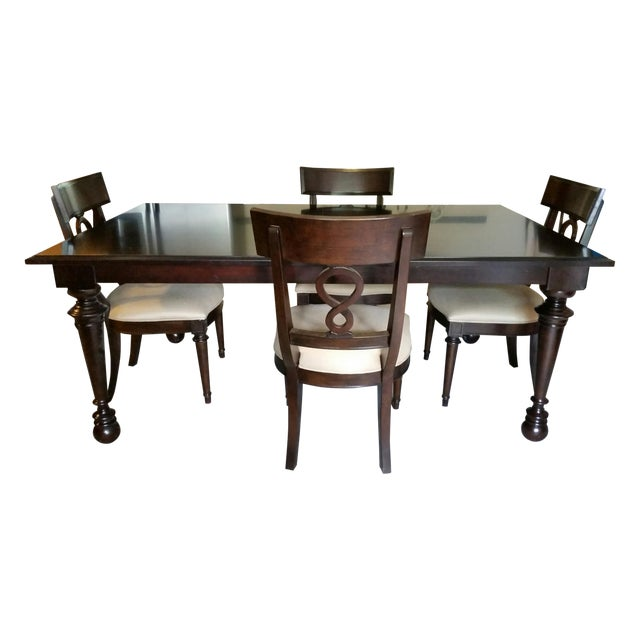 Martha Stewart Dining Table & Chairs
