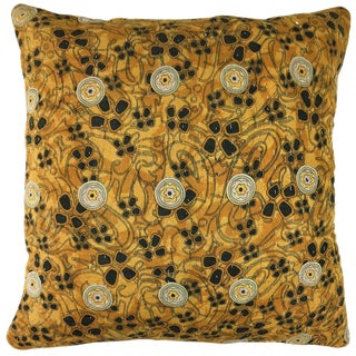"""Vintage Kantha Pillow Cover 16"""""""