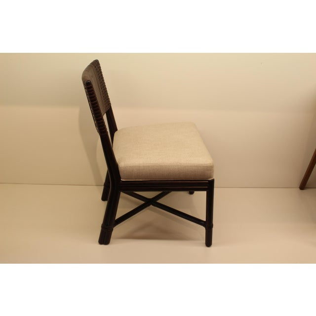 Image of McGuire Alameda Dining Side Chair