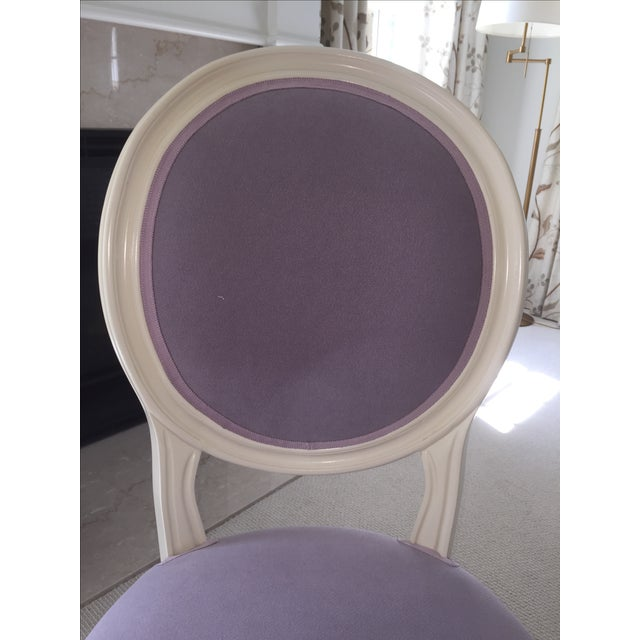 Image of Set of Custom Dining Room Chairs - 10
