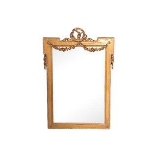 Gold Empire Style Mirror