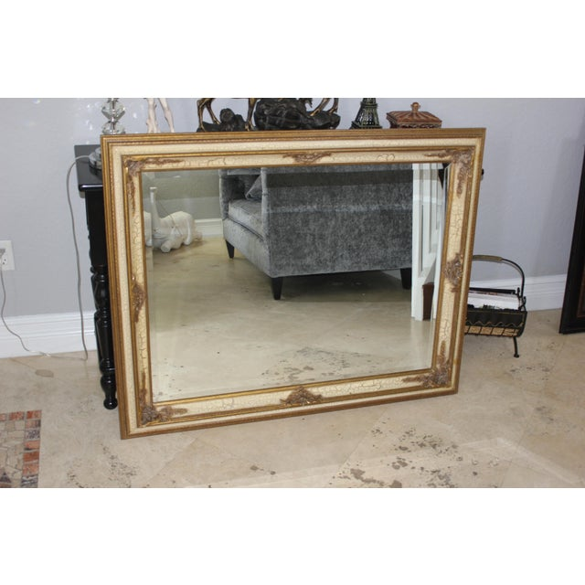 Antique FrenchCarved Gilt Mirror - Image 3 of 11