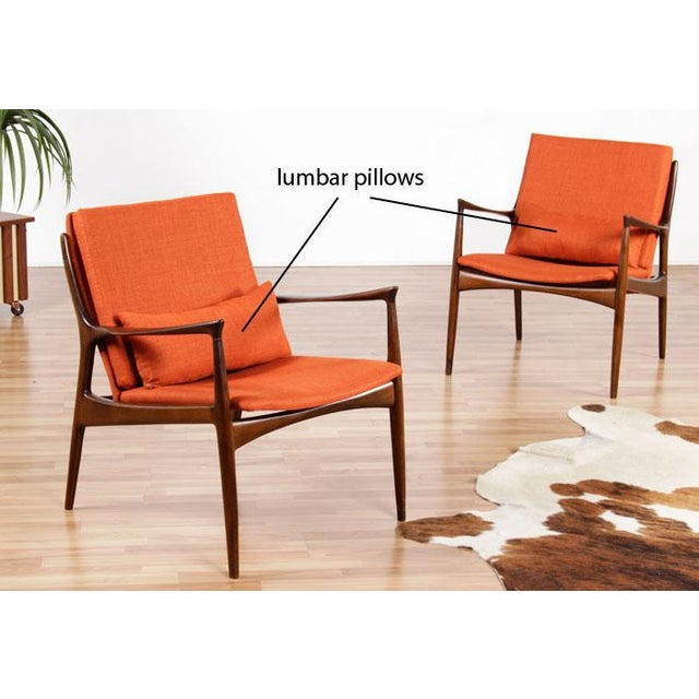 Mid-Century Mølgaard & Hvidt Chairs- A Pair - Image 3 of 6