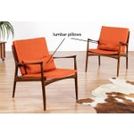 Image of Mid-Century Mølgaard & Hvidt Chairs- A Pair