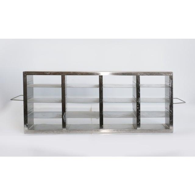 Image of Metal Shelves