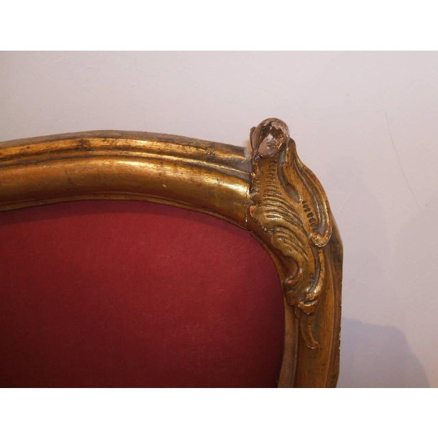 Extraordinary Pair of Louis XV Settees - Image 5 of 5