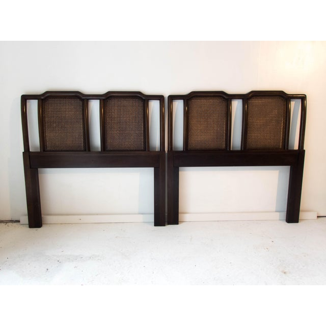 Hickory Chair Twin Beds