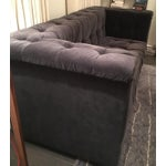 Image of Biscuit Button Tufted Sofa