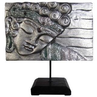 Buddha Frame on a Stand