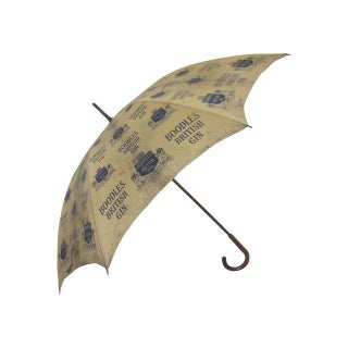 Boodles British Gin Umbrella