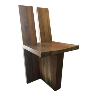 Teak Me Home Teak Plank Chair