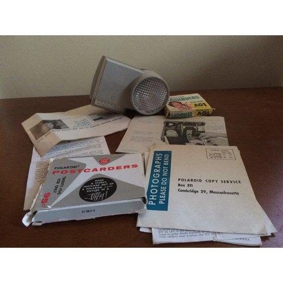 Polaroid 900 Electric Eye Land Camera - Image 5 of 6