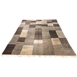 """Organic Moroccan Wool Rug - 10'3"""" x 13'9"""""""