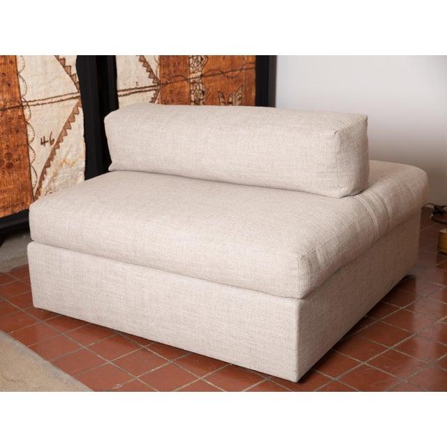 Bauhaus Style Modular Sectional Sofa - Image 4 of 5