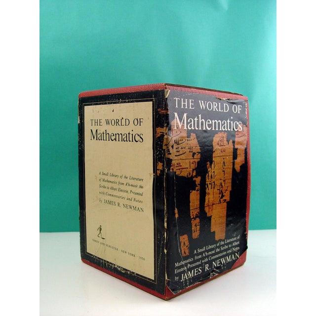 World of Mathematics - 4 Volumes - Image 4 of 9