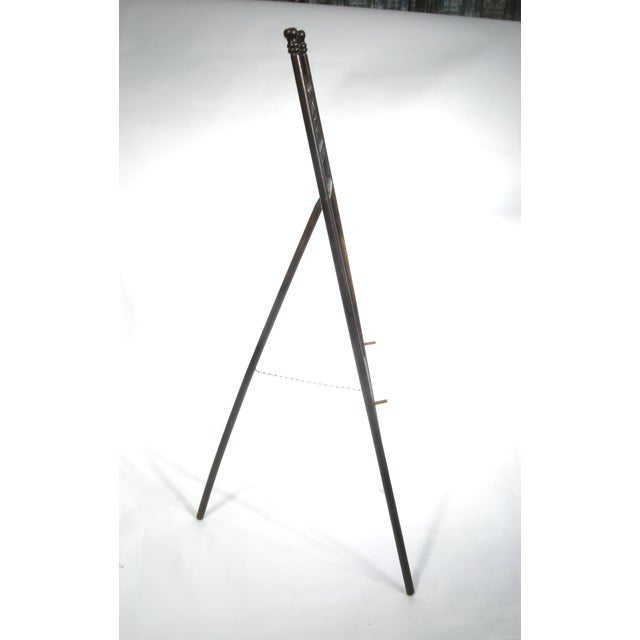 Antique Wood Display Easel - Image 6 of 7