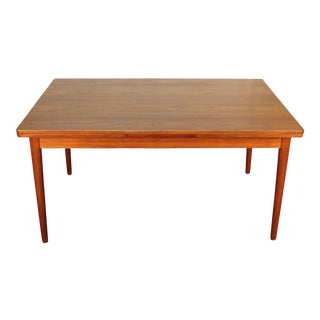 Niels Otto Moller Teak Extension Dining Table