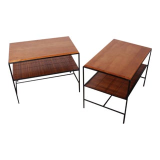 Pair of Tables by Paul McCobb