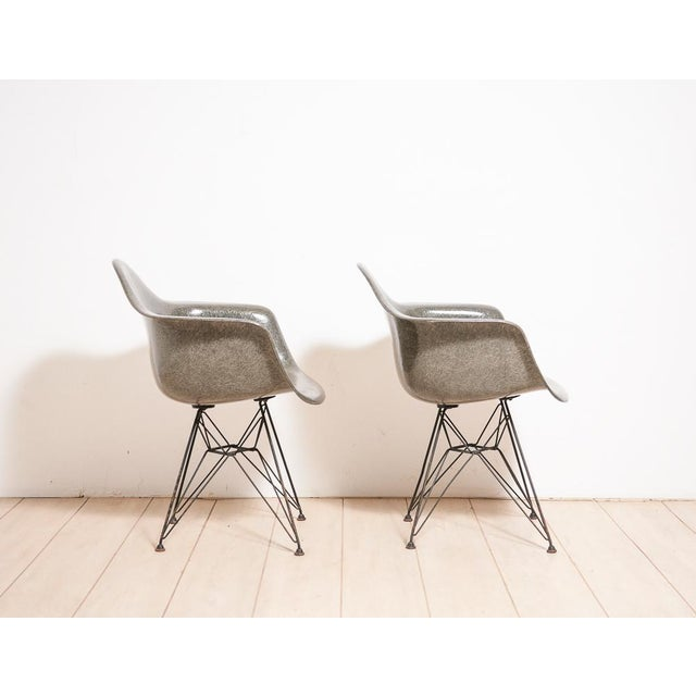 2nd Generation 1950's Eames Zenith Dar Chairs - 2 - Image 4 of 10