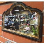 Image of Vintage Style Distressed Mirror
